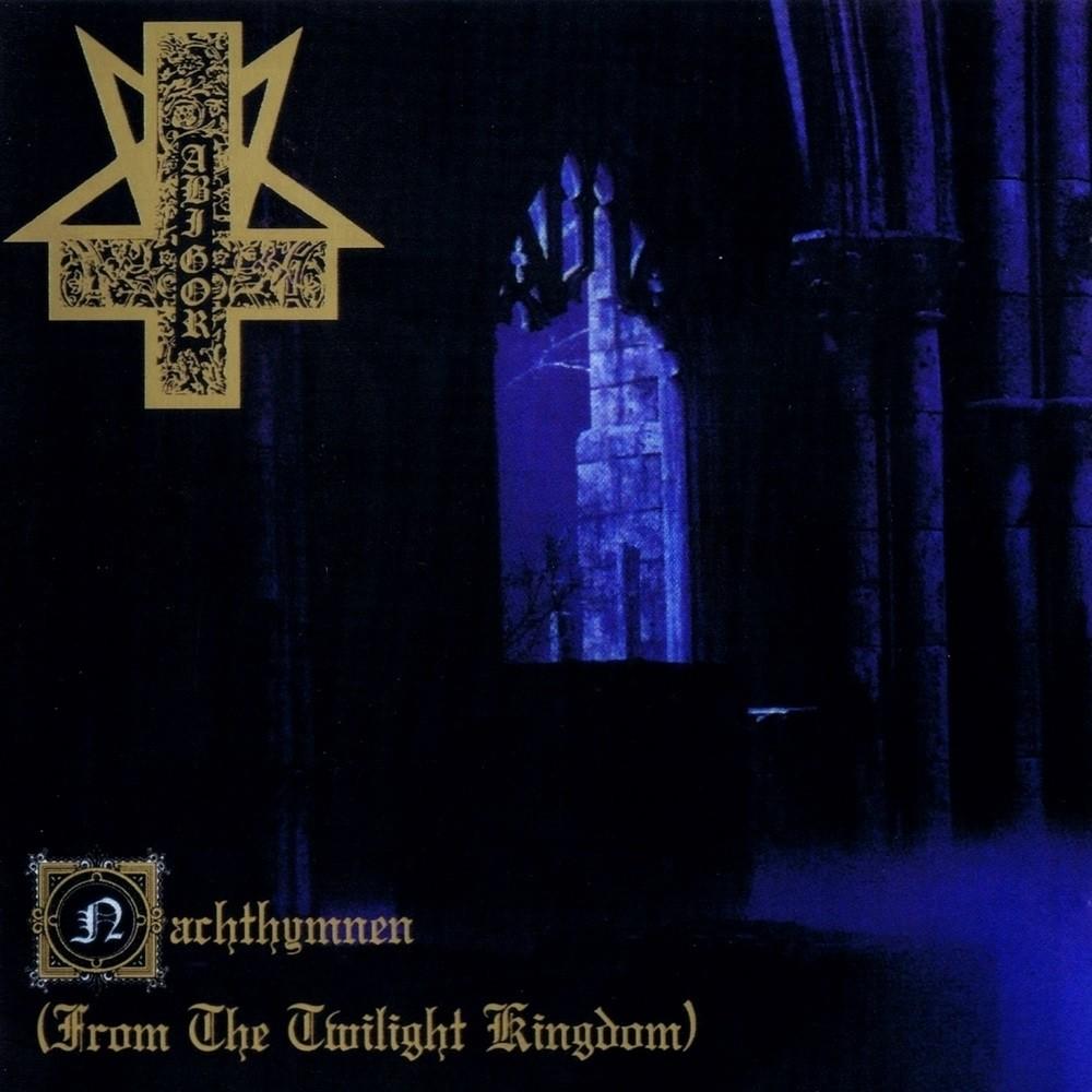 Abigor - Nachthymnen (From the Twilight Kingdom) (1995) Cover