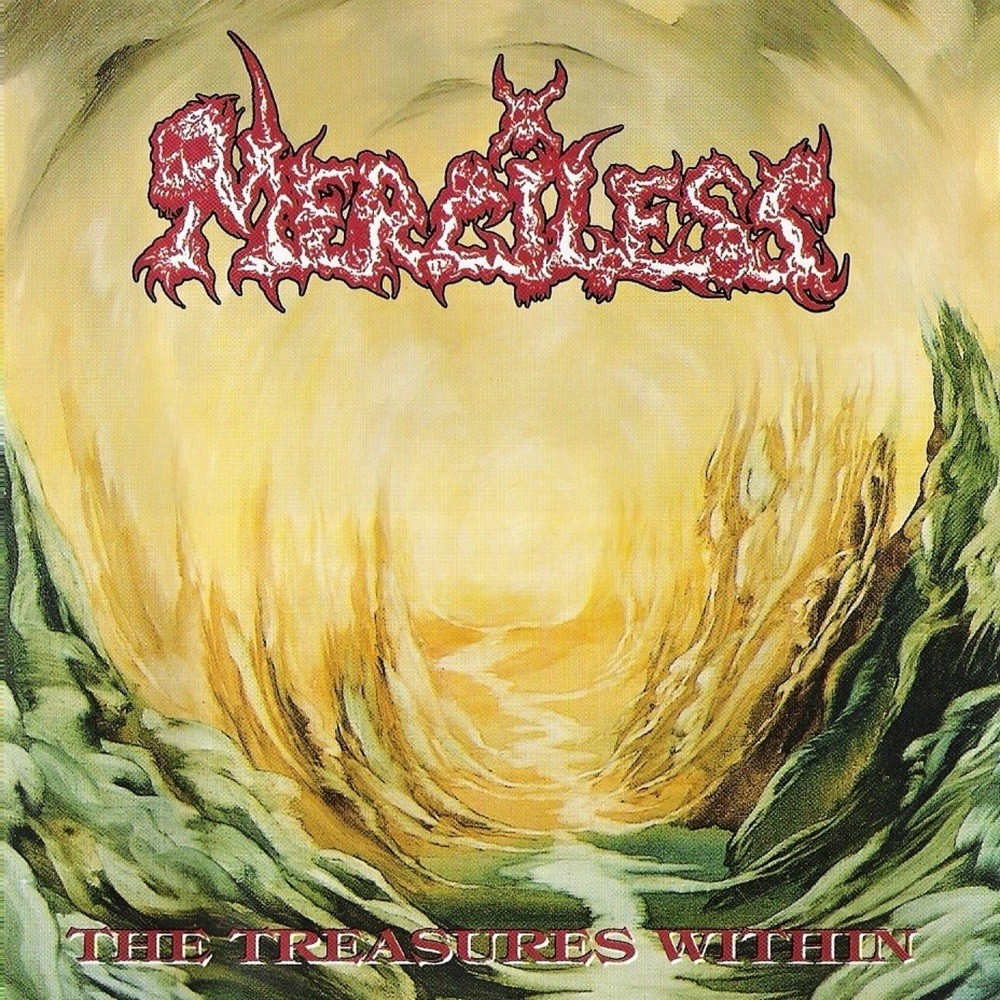 Merciless - The Treasures Within (1992) Cover