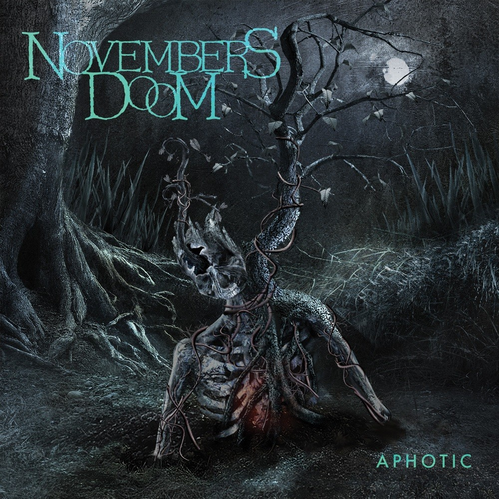 Novembers Doom - Aphotic (2011) Cover