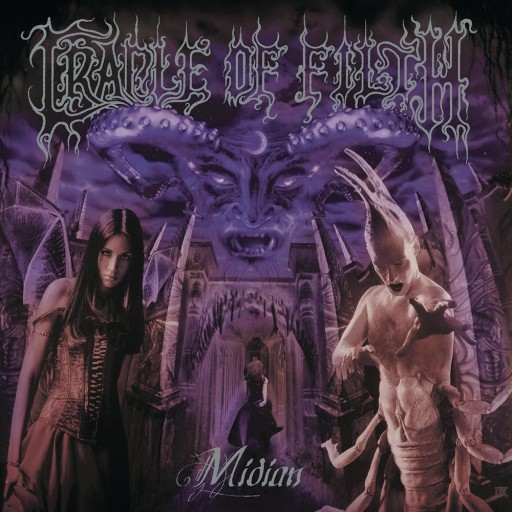 Cradle of Filth - Midian 2000