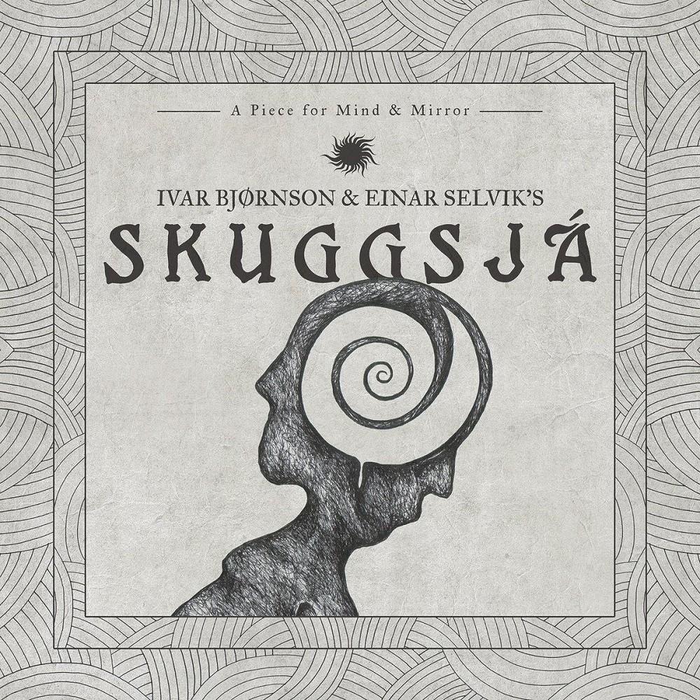 Ivar Bjørnson - Skuggsjá: A Piece for Mind & Mirror (2016) Cover