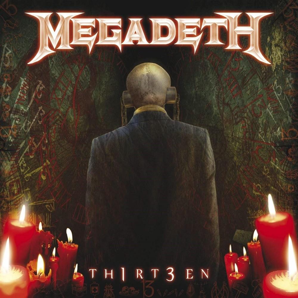 Megadeth - Th1rt3en (2011) Cover