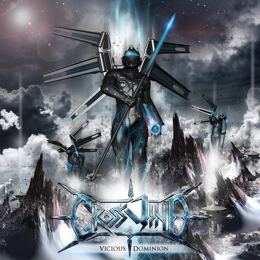 Crosswind - Vicious Dominion (2014) Cover