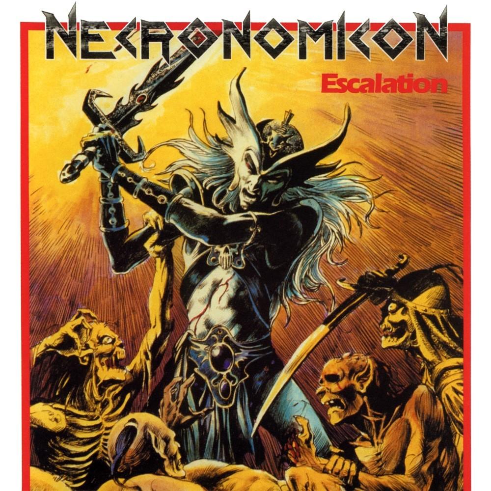 Necronomicon - Escalation (1988) Cover