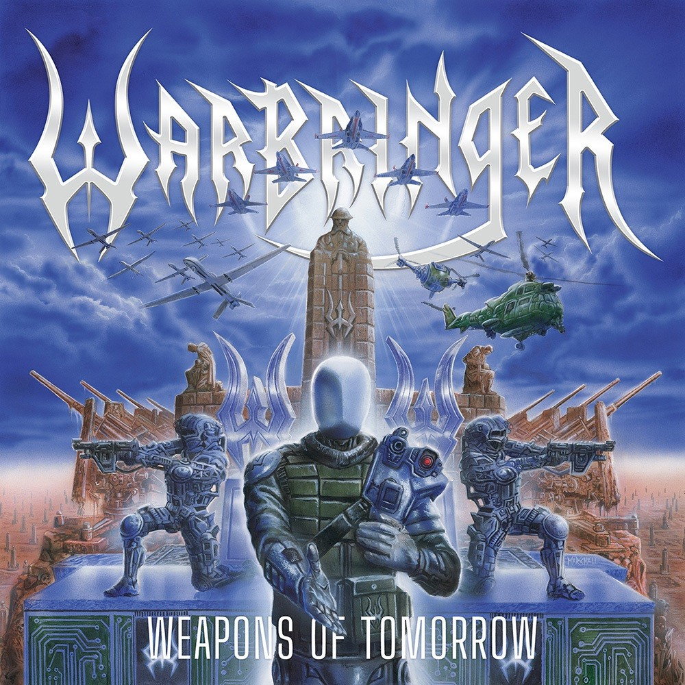 Warbringer - Weapons of Tomorrow (2020) Cover