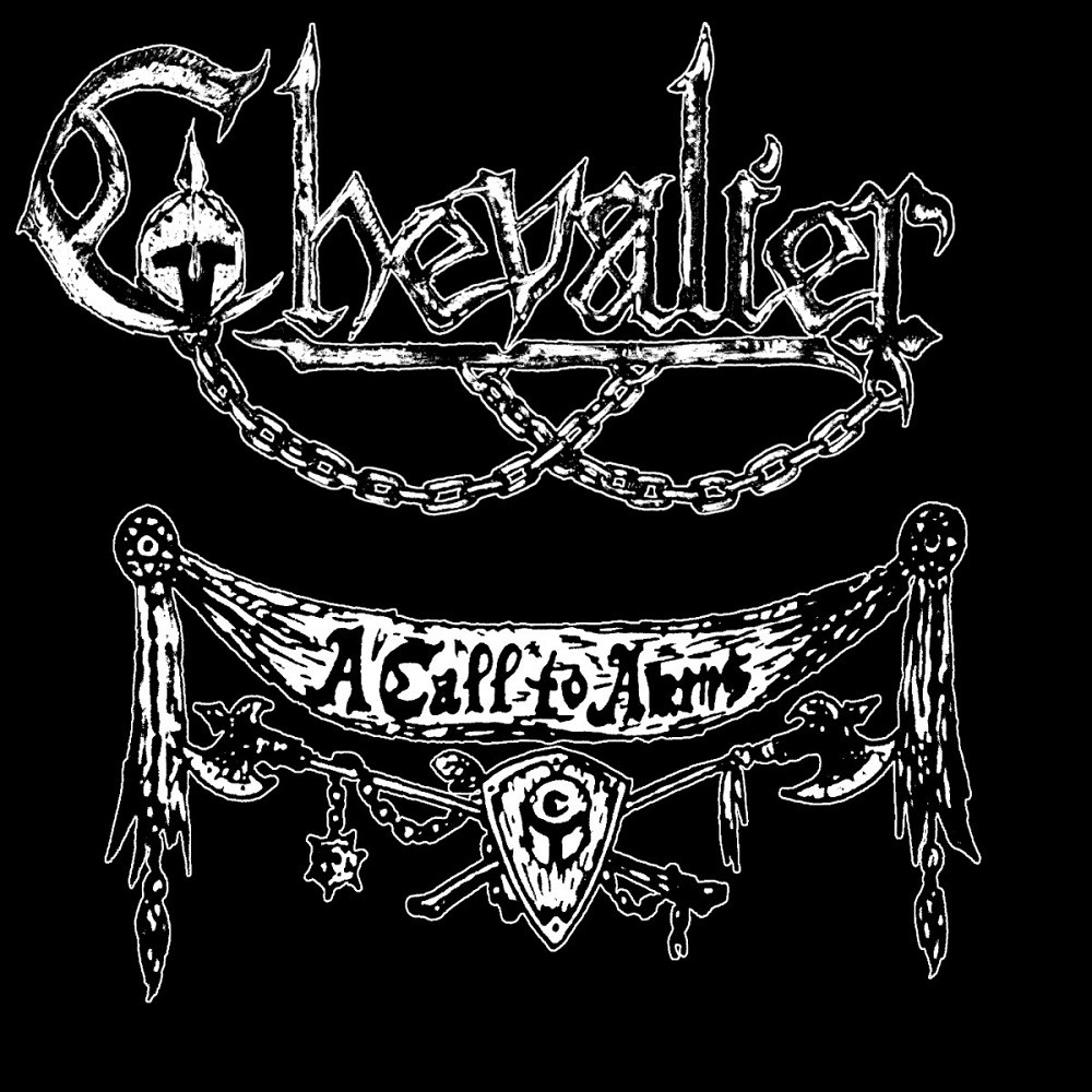 Chevalier - A Call to Arms (2017) Cover