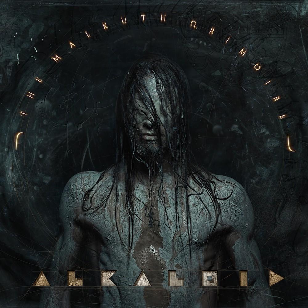 Alkaloid - The Malkuth Grimoire (2015) Cover