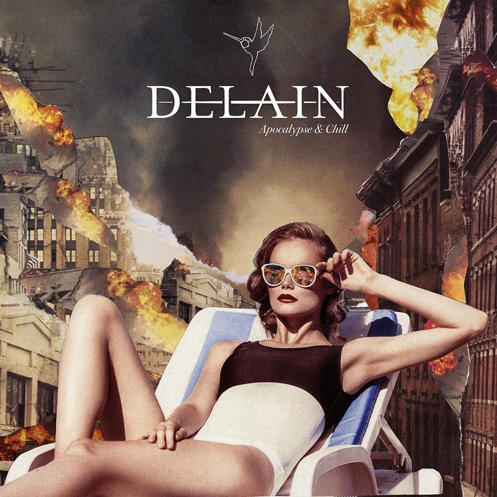 Delain - Apocalypse & Chill (2020) Cover