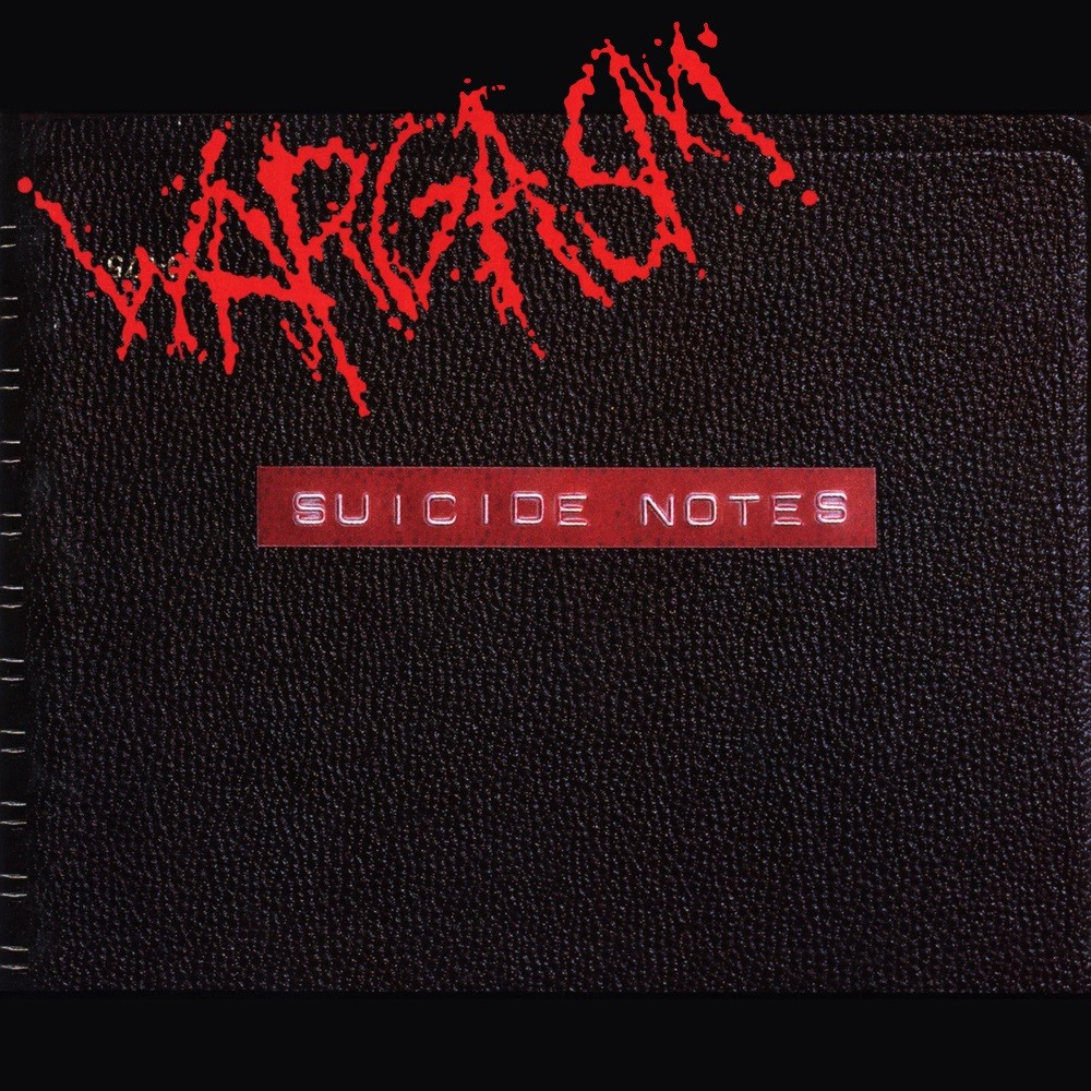 Wargasm - Suicide Notes (1995) Cover