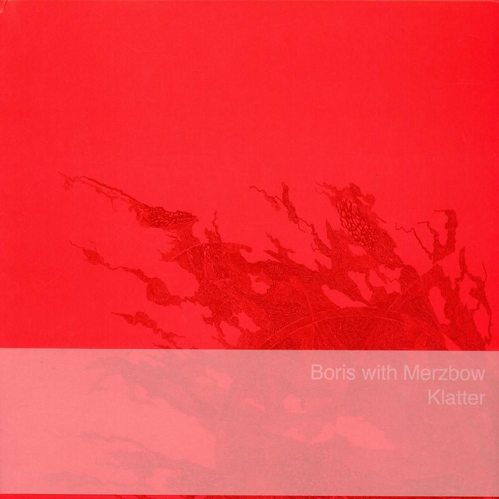 Boris - Klatter (2011) Cover