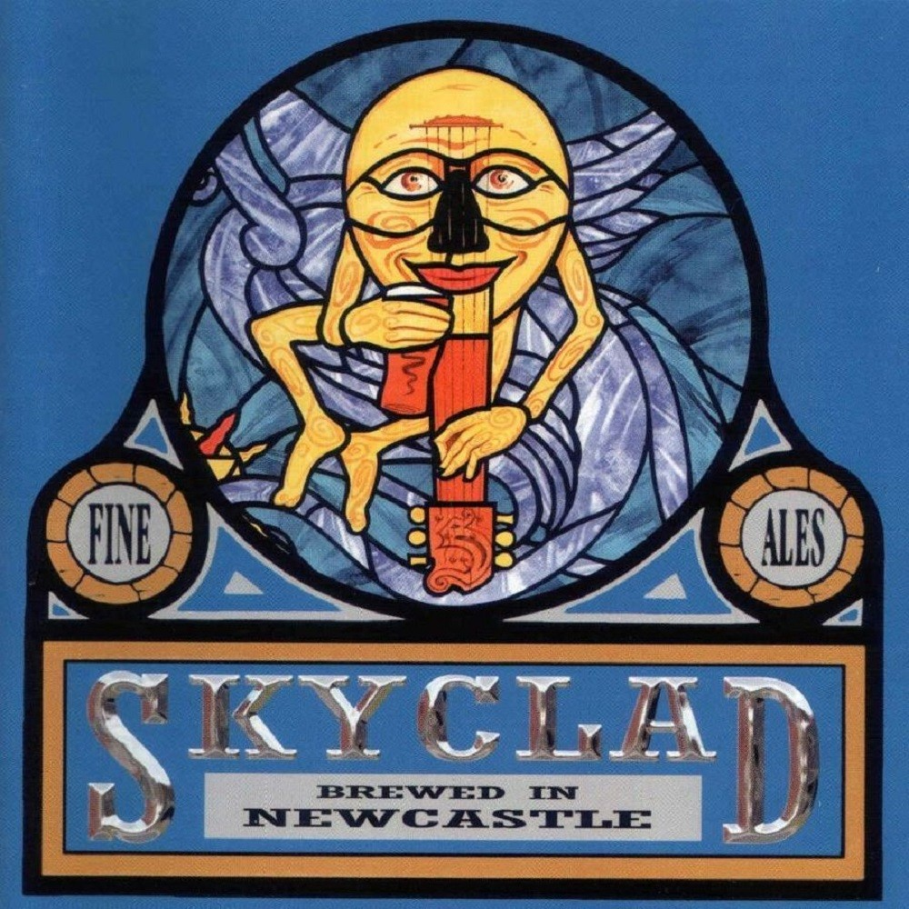 Skyclad - No Daylights Nor Heeltaps (2002) Cover