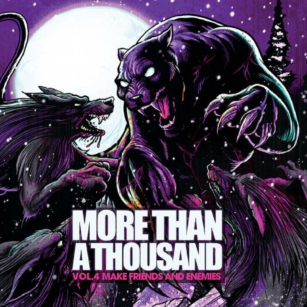 More Than a Thousand - Vol. 4 Make Friends and Enemies (2010) Cover