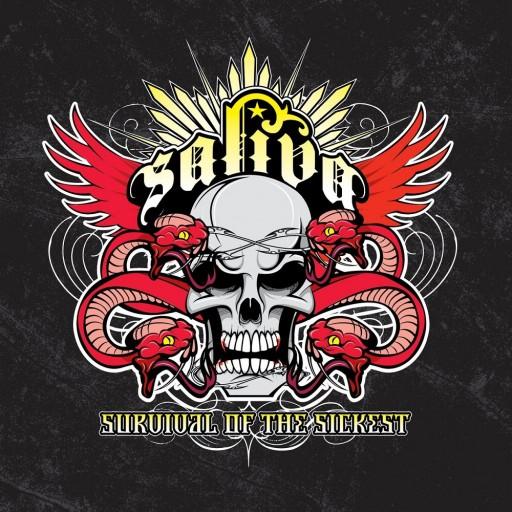Saliva - Survival of the Sickest 2004