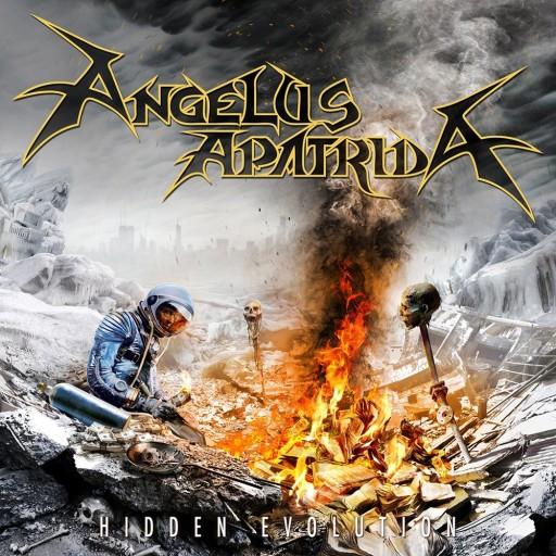 Angelus Apatrida - Hidden Evolution 2015