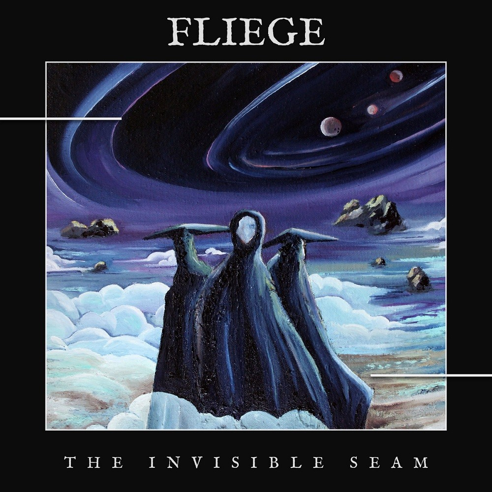Fliege - The Invisible Seam (2020) Cover