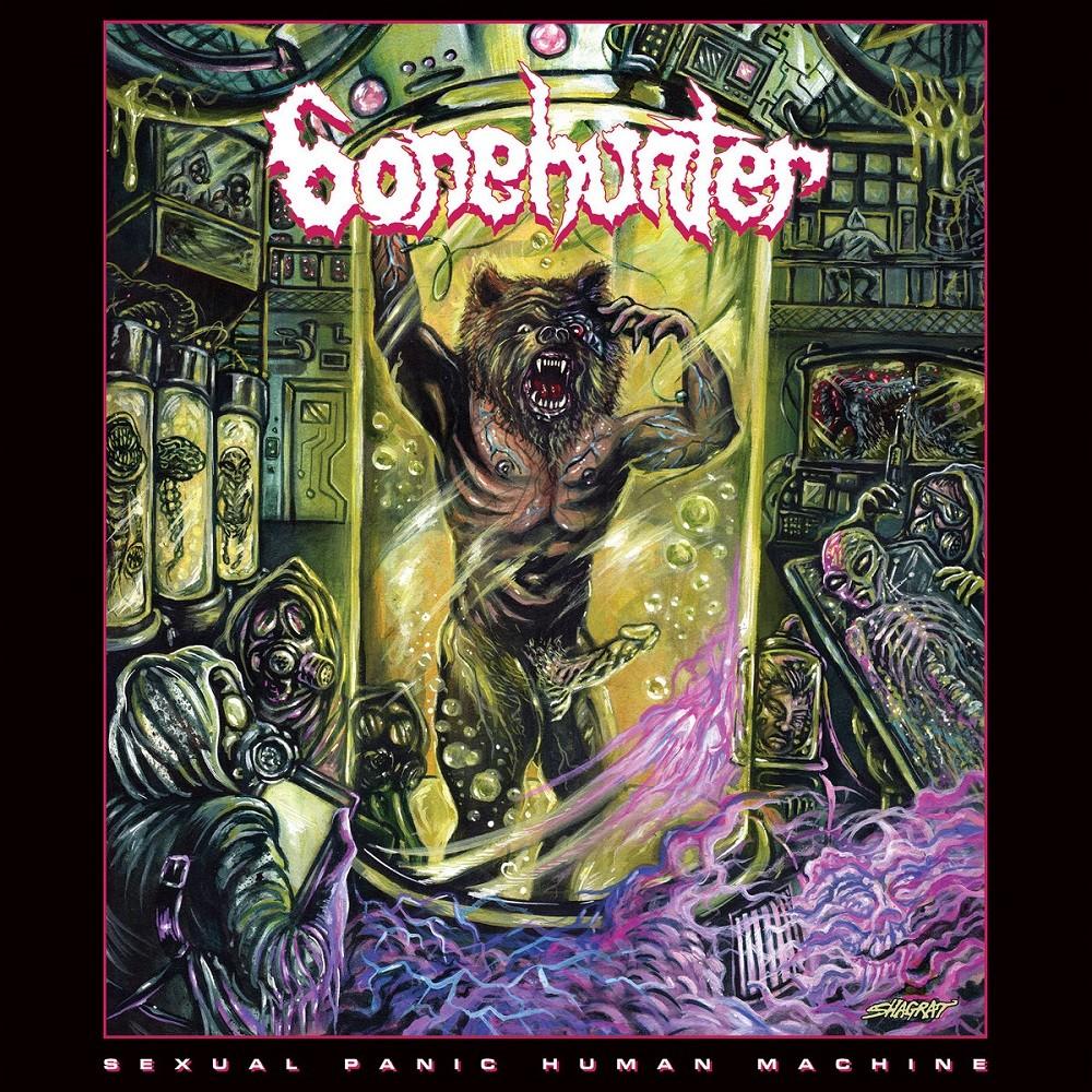 Bonehunter - Sexual Panic Human Machine