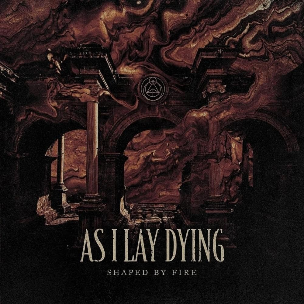 As I Lay Dying - Shaped by Fire (2019) Cover