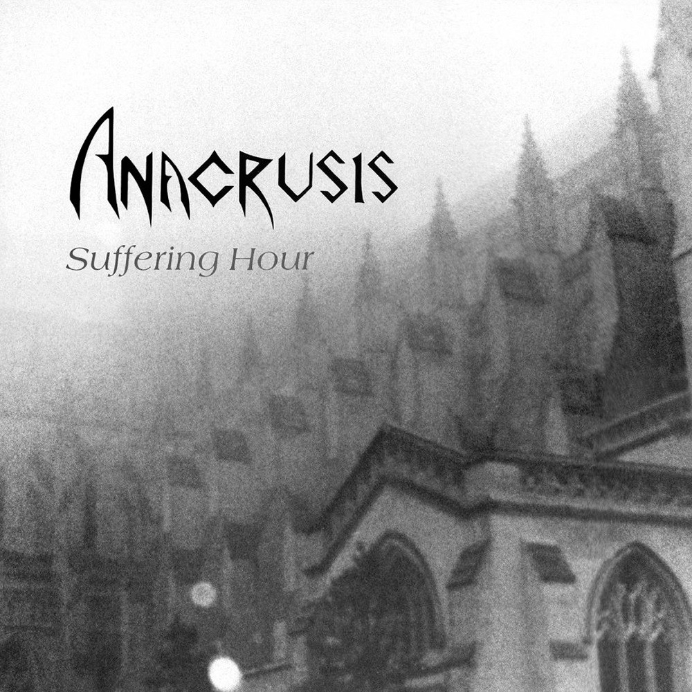 Anacrusis - Suffering Hour (1988) Cover