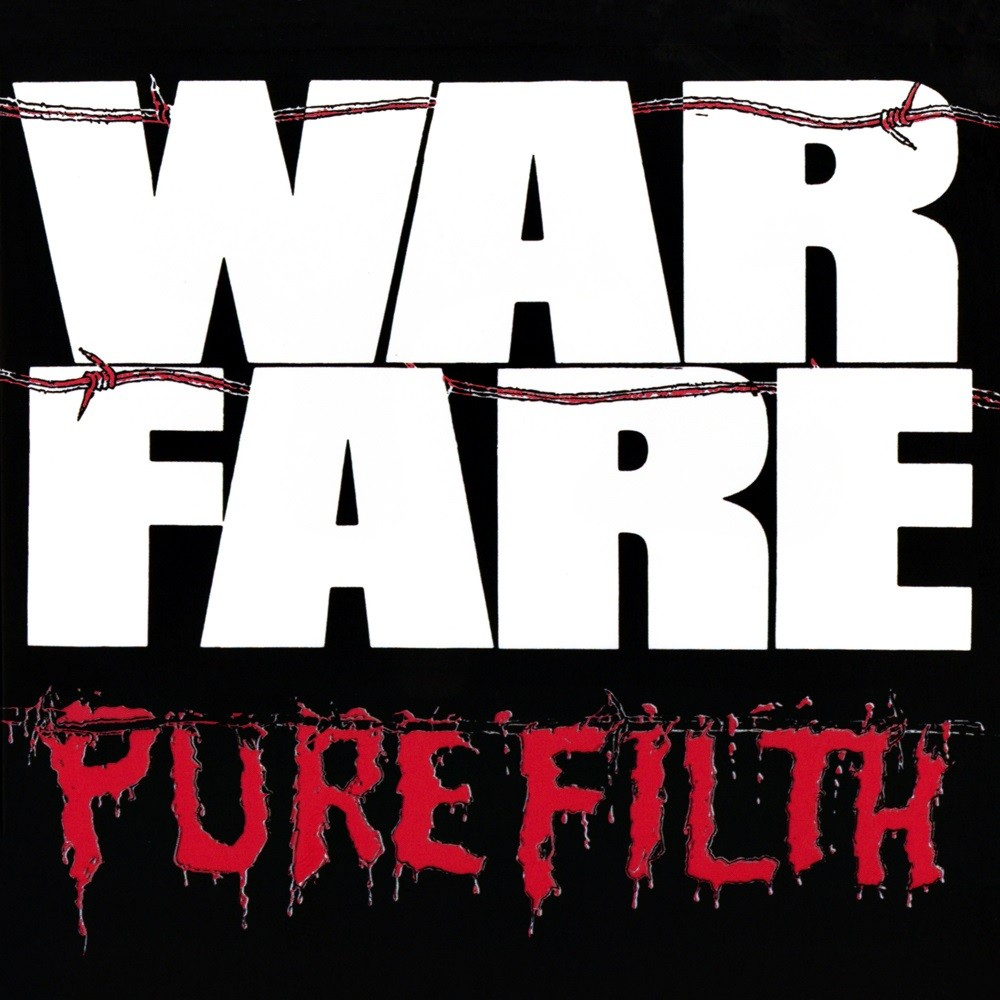 Warfare - Pure Filth (1984) Cover