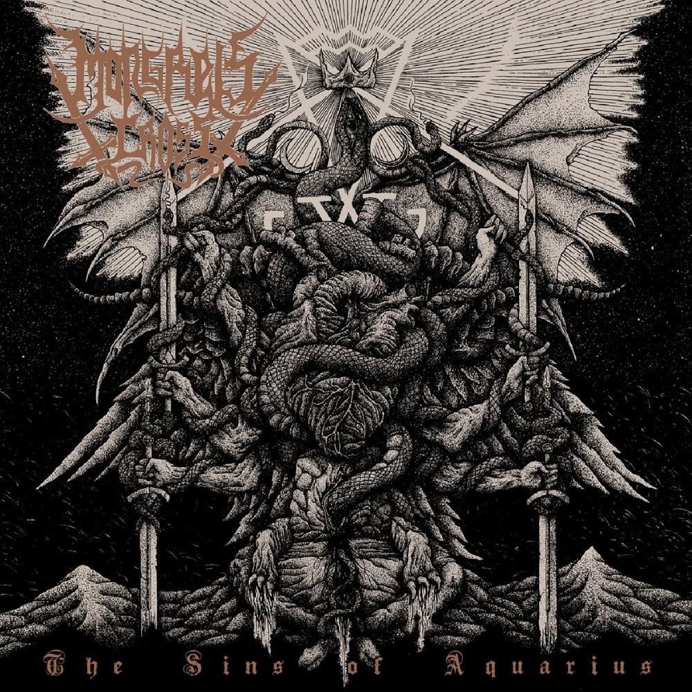Mongrel's Cross - The Sins of Aquarius (2012) Cover