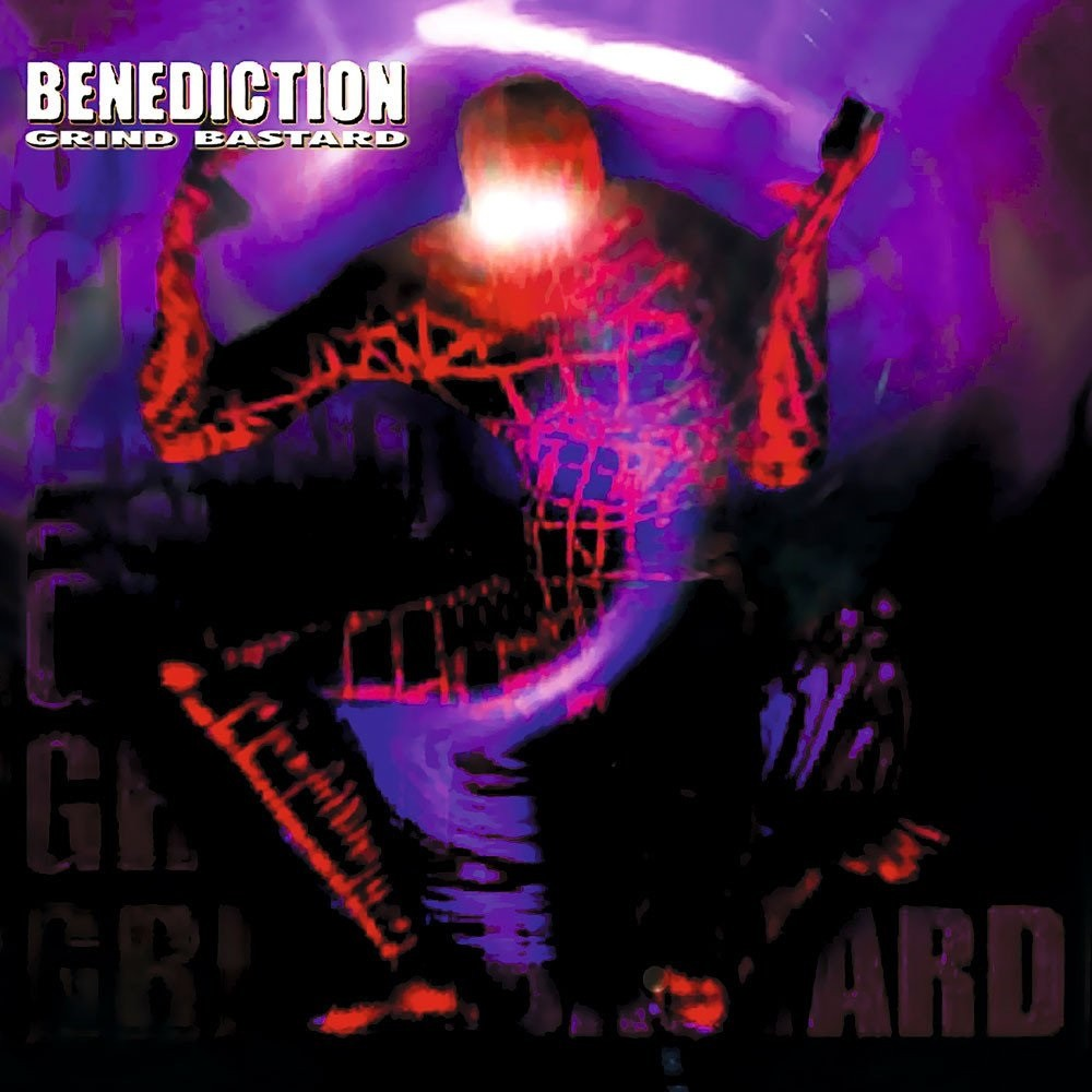 Benediction - Grind Bastard (1998) Cover