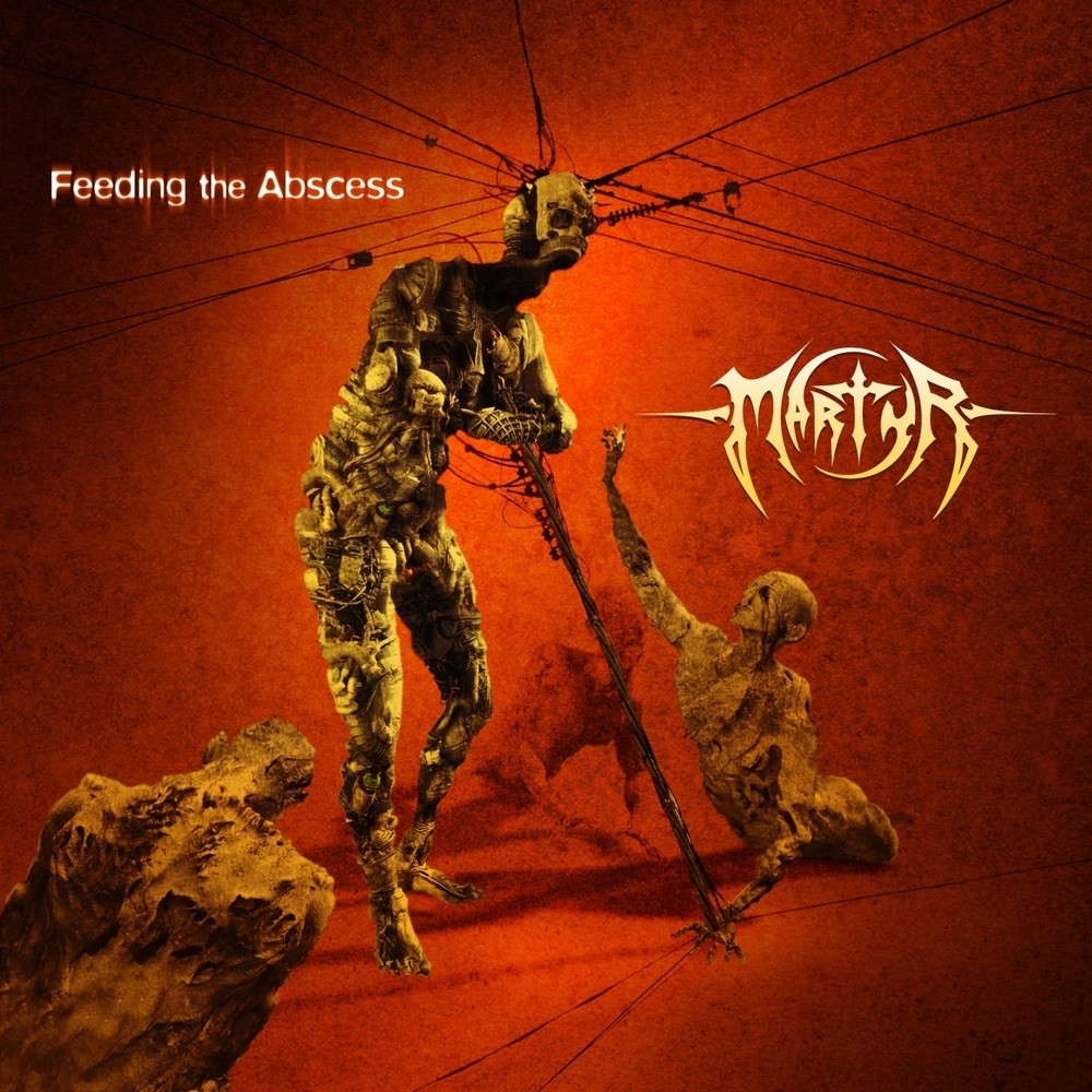 The Hall of Judgement: Martyr - Feeding the Abscess Cover