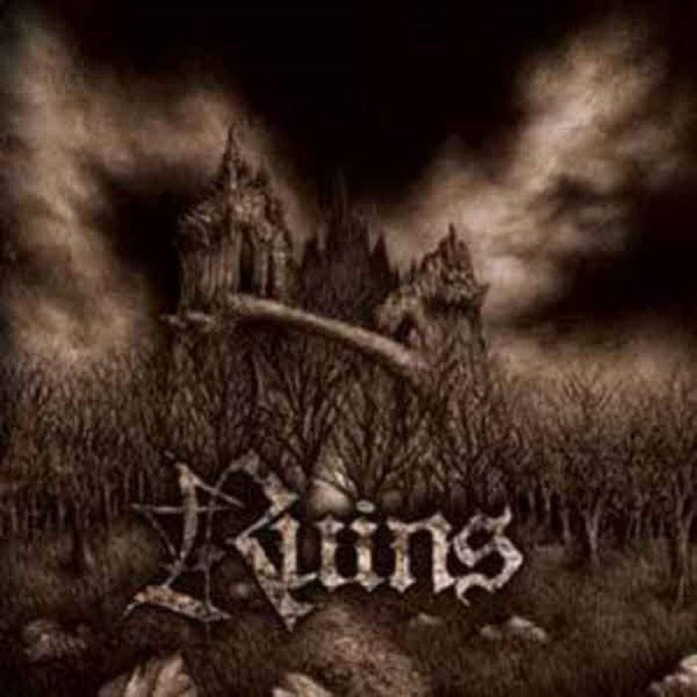 Ruins - Spun Forth as Dark Nets (2005) Cover