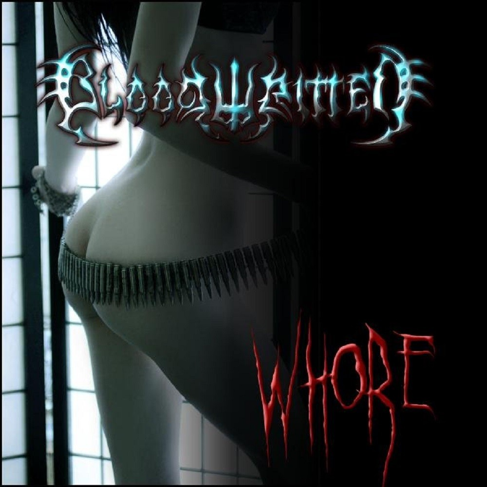 Bloodwritten - Whore (2010) Cover