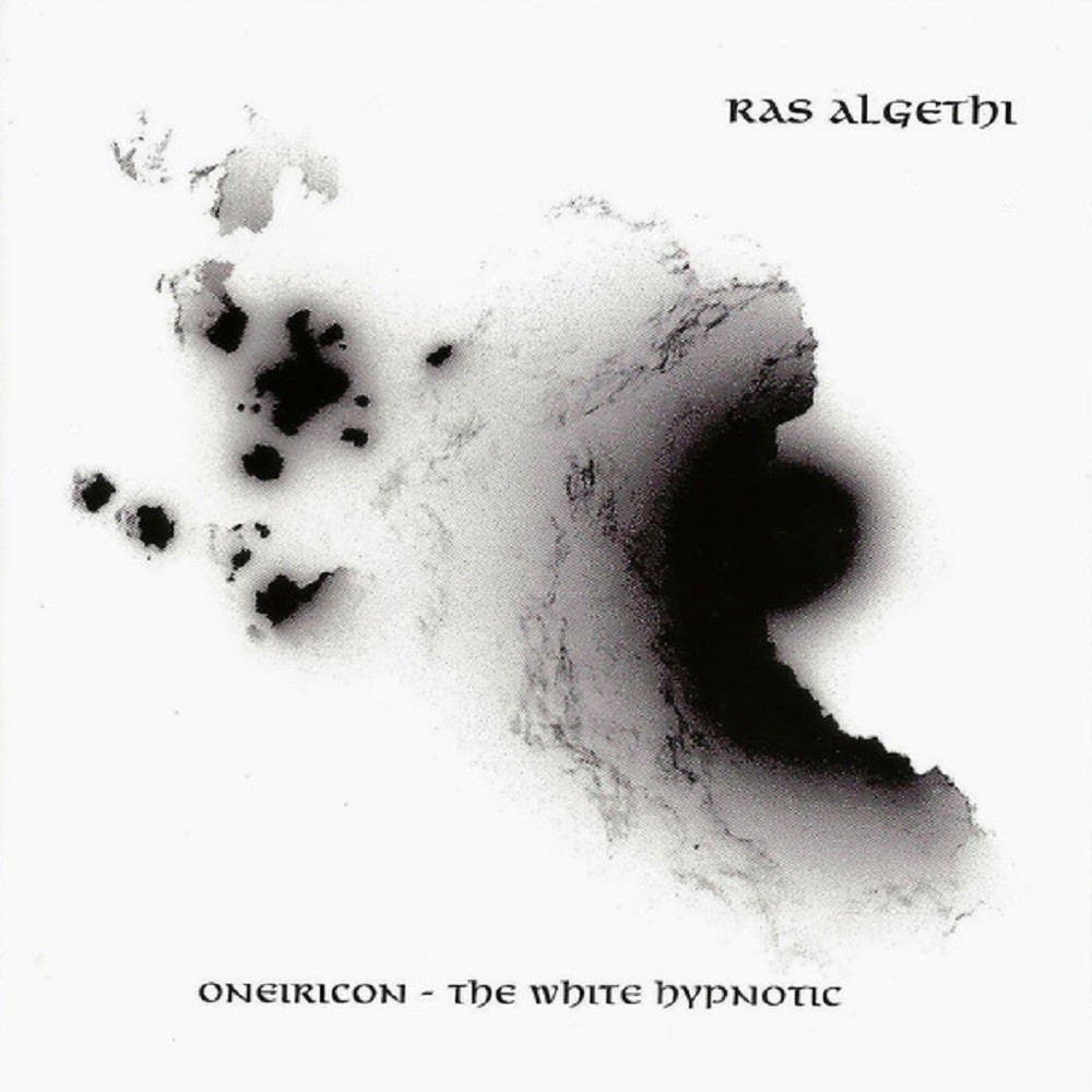 Ras Algethi - Oneiricon - The White Hypnotic (1995) Cover