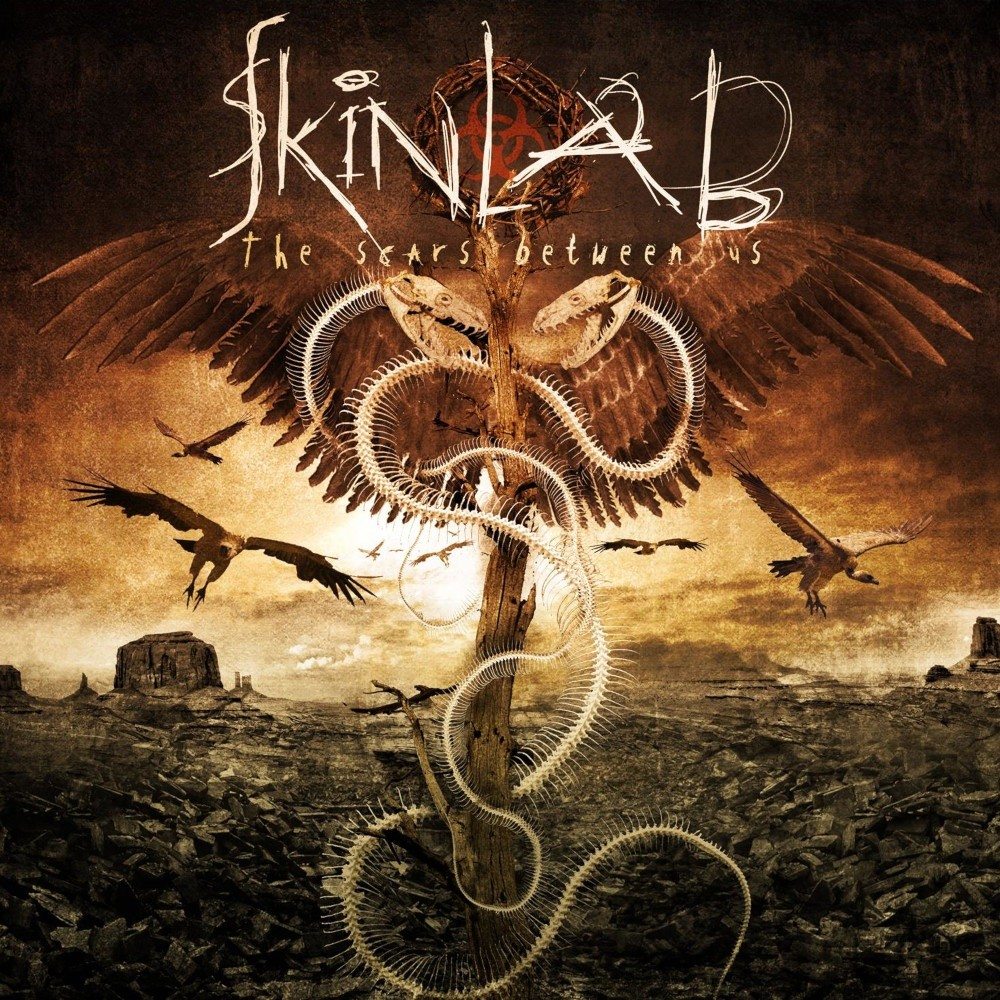 Skinlab - The Scars Between Us (2009) Cover