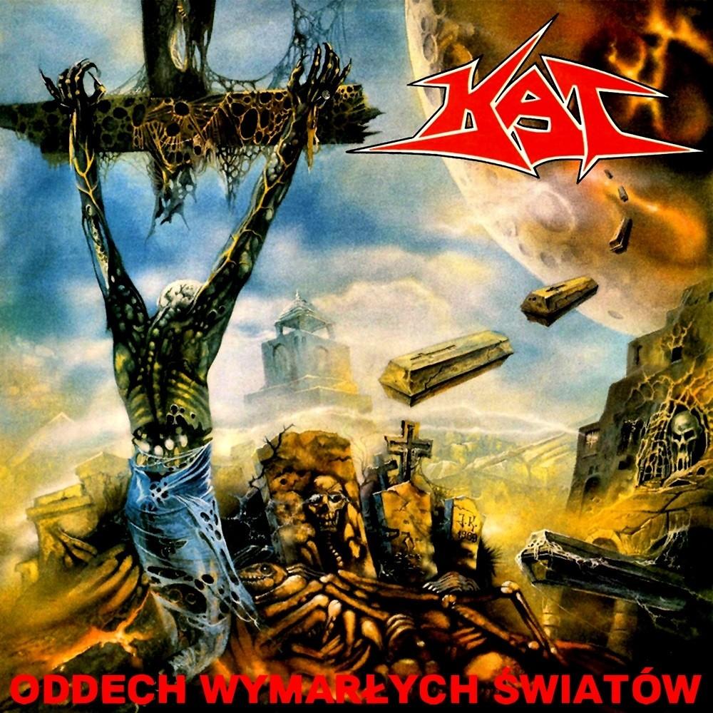 KAT - Oddech wymarłych światów (1988) Cover