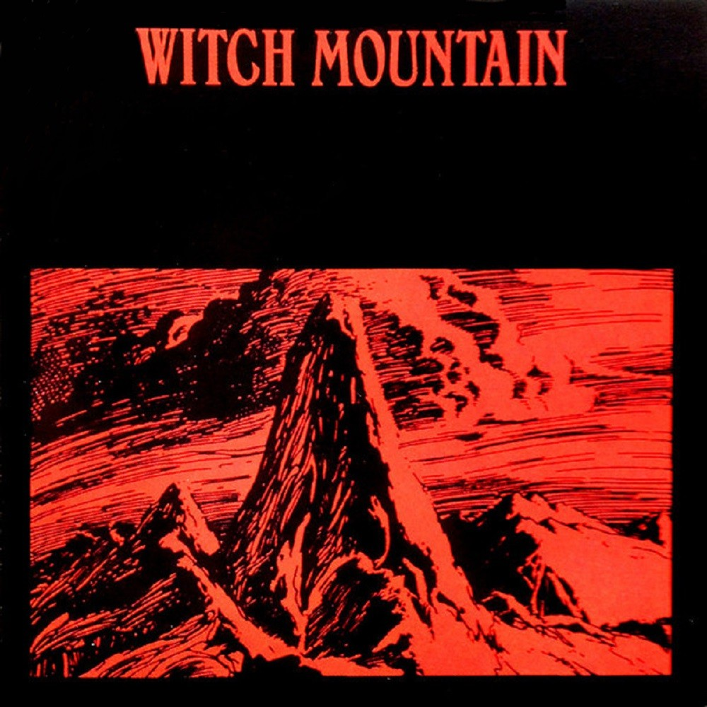 Witch Mountain - Homegrown Doom (2000) Cover