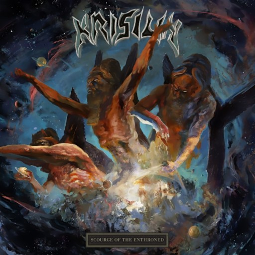 Krisiun - Scourge of the Enthroned 2018
