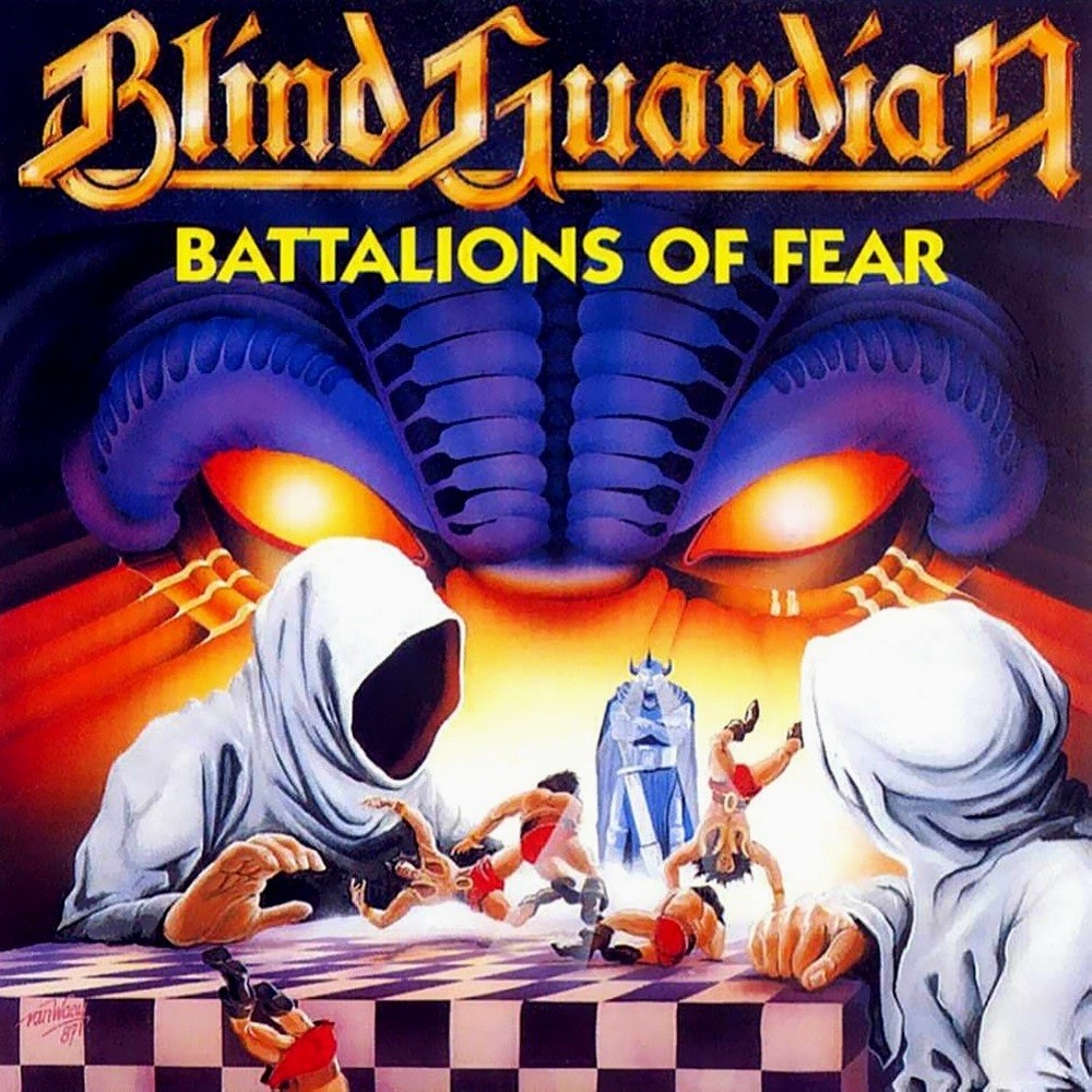 Blind Guardian - Battalions of Fear (1988) Cover