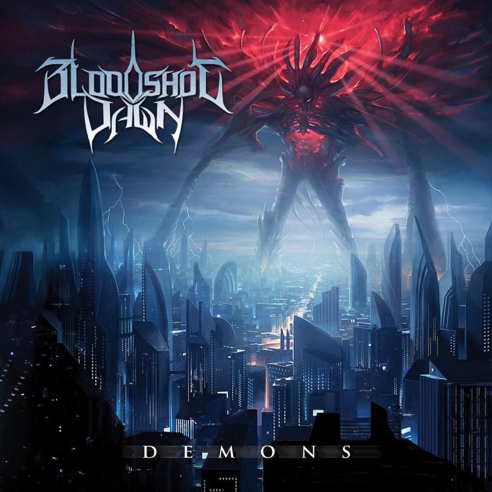Bloodshot Dawn - Demons (2014) Cover