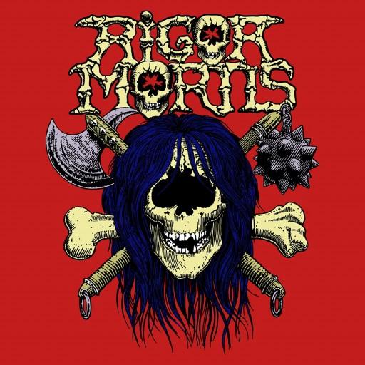 Rigor Mortis - Rigor Mortis 1988