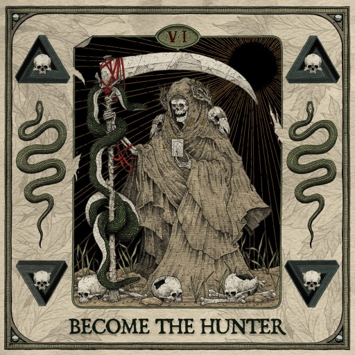 Suicide Silence - Become the Hunter 2020