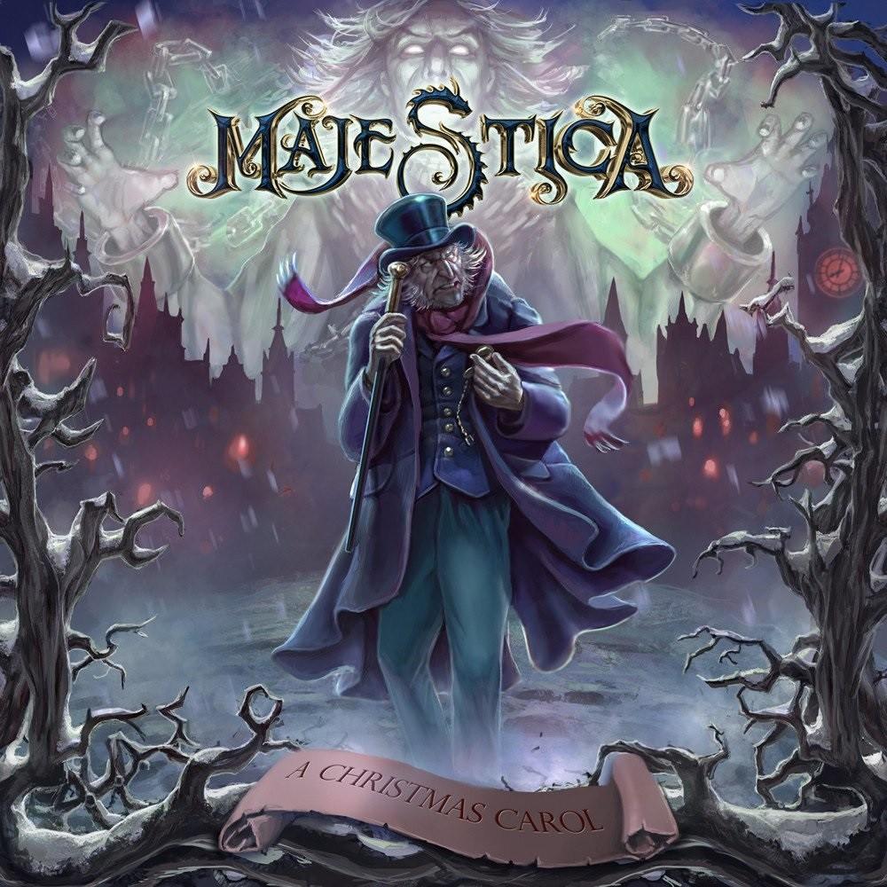 Majestica - A Christmas Carol (2020) Cover