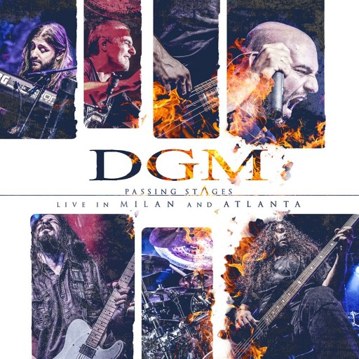 DGM - Passing Stages: Live in Milan and Atlanta 2017