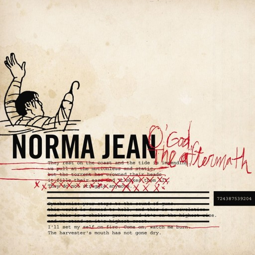 Norma Jean - O' God, the Aftermath 2005