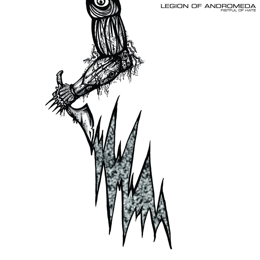 Legion of Andromeda - Fistful of Hate (2018) Cover