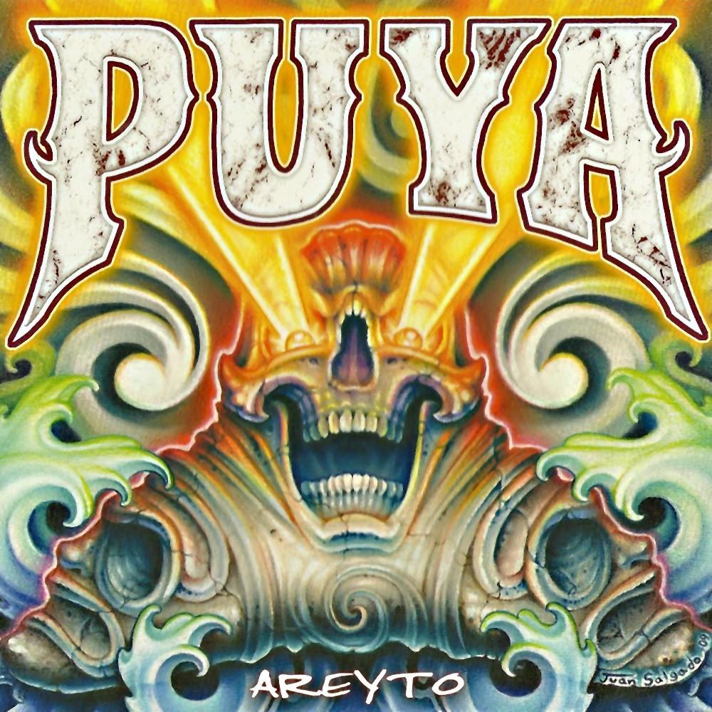 Puya - Areyto (2010) Cover