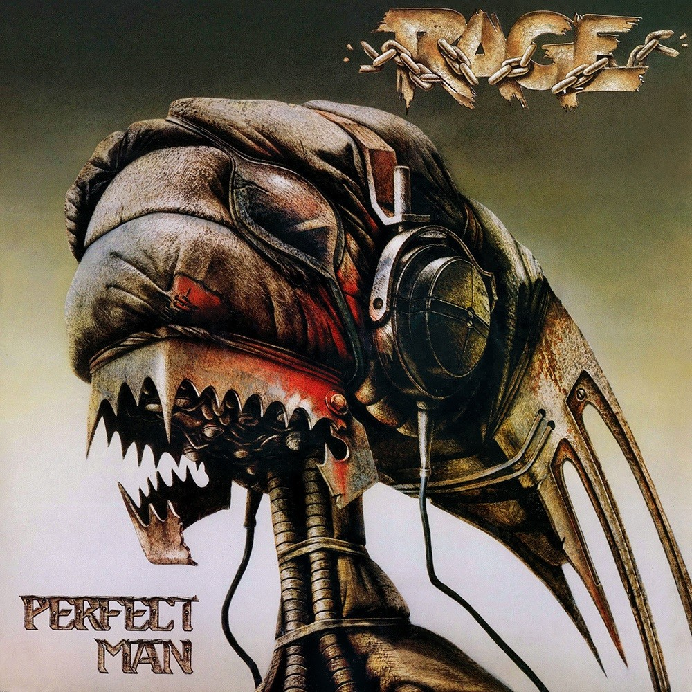 Rage - Perfect Man (1988) Cover