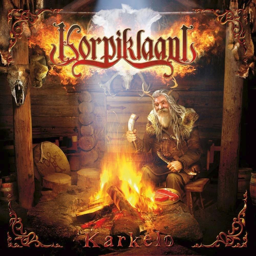 Korpiklaani - Karkelo (2009) Cover