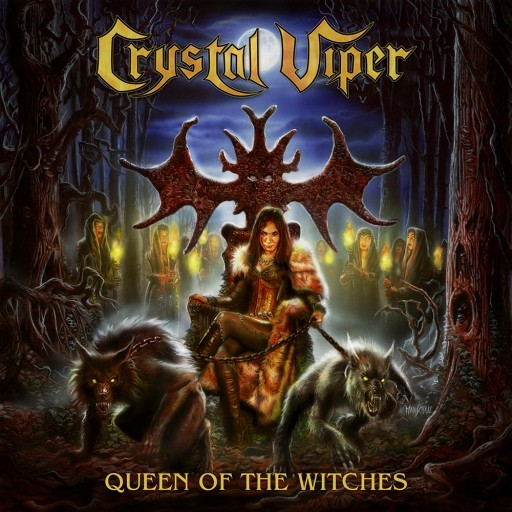 Crystal Viper - Queen of the Witches 2017