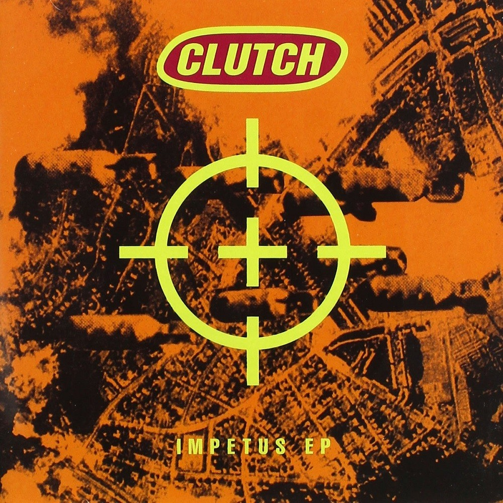Clutch - Impetus EP (1997) Cover