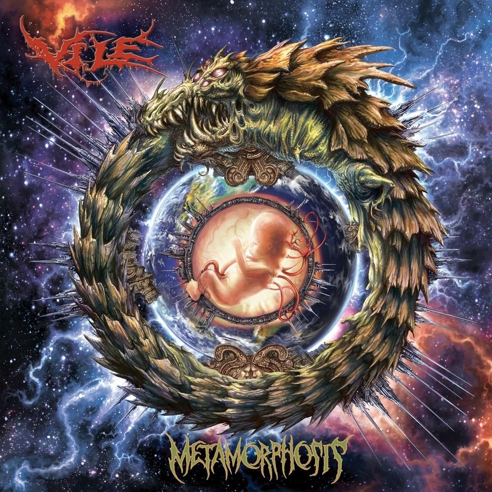 Vile - Metamorphosis (2011) Cover