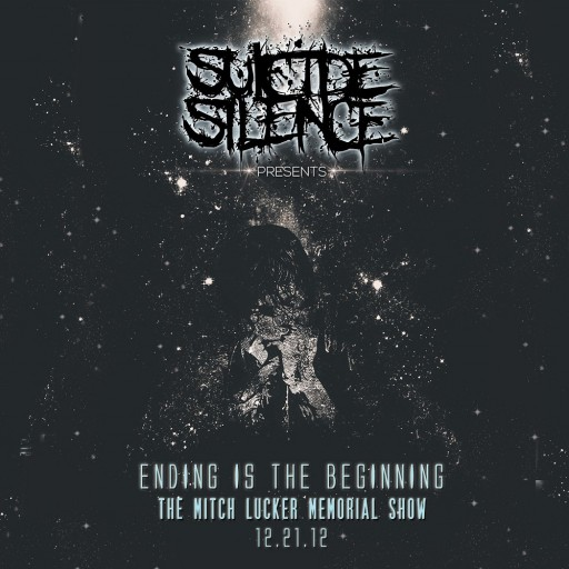 Suicide Silence - Ending Is the Beginning 2014