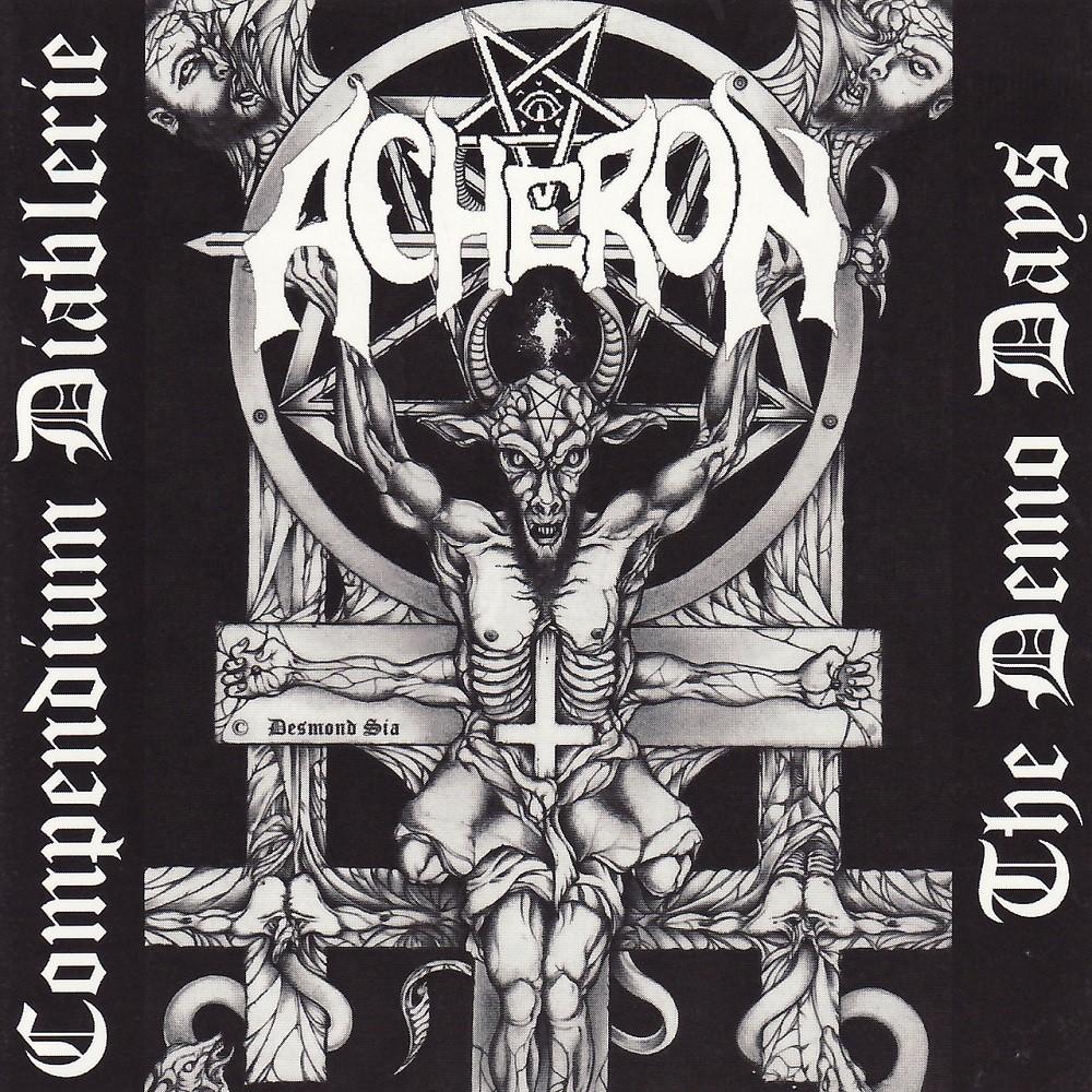 Acheron - Compendium Diablerie - The Demo Days (2001) Cover