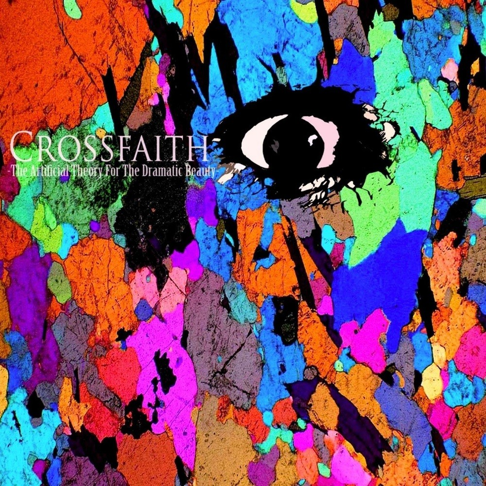 The Hall of Judgement: Crossfaith - The Artificial Theory for the Dramatic Beauty Cover
